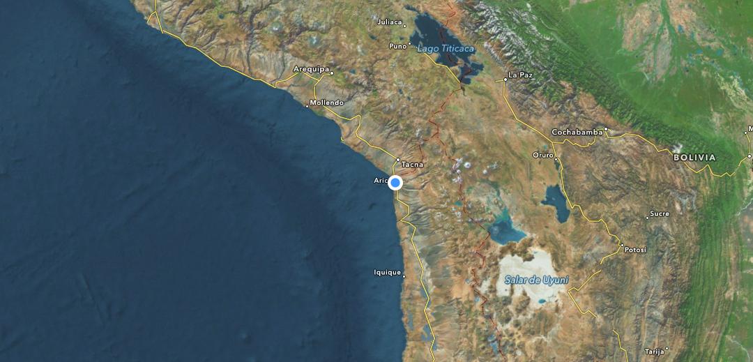 ARID + CORFO + Microsoft apuestan por el desarrollo de Arica
